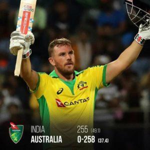 Australia Tour of India,2020 2
