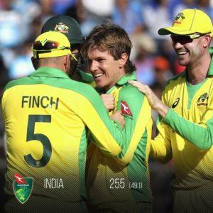 Australia Tour of India,2020 4