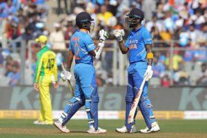 Australia Tour of India,2020 3