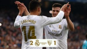 Another Victory for Real Madrid 2