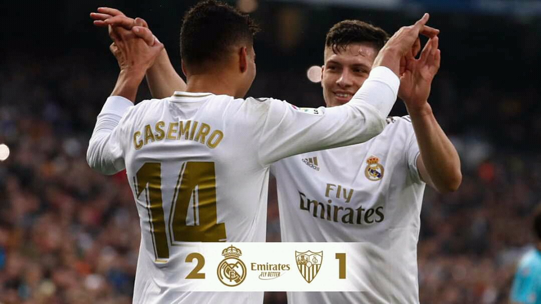 Another Victory for Real Madrid 1