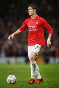 Cristiano Ronaldo : An amazing footballer 4