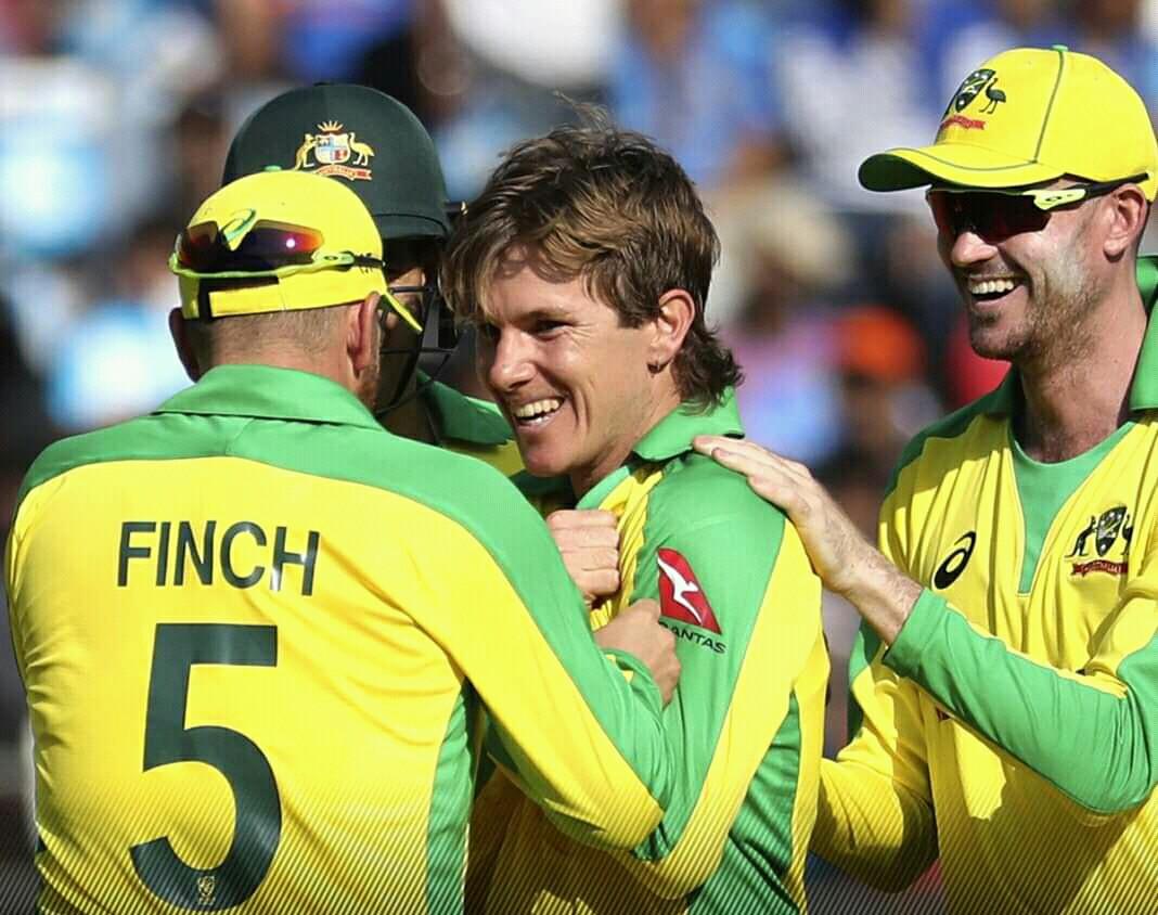 Australia Tour of India,2020 16