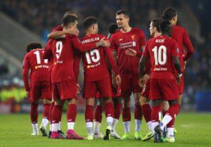 Liverpool's unbeaten run in Premier League 1