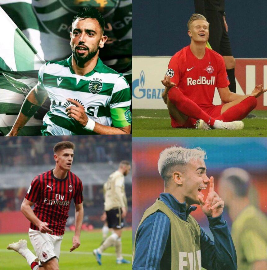 Europe league transfers