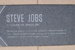 Death of Steve Jobs