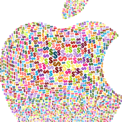 Apple Corporation Logo