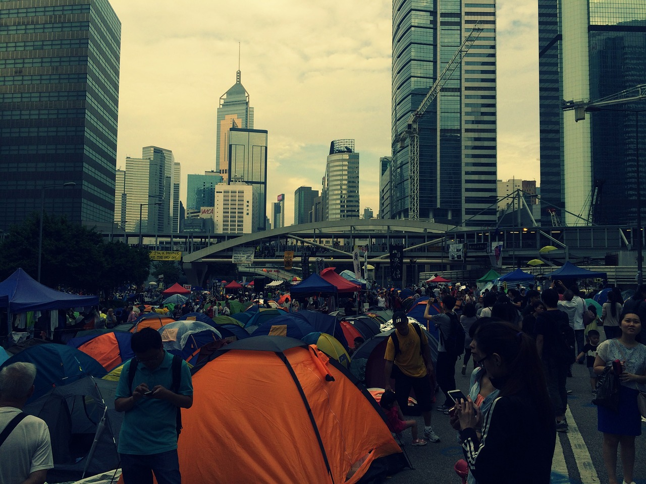 Reasons behind ongoing Hong Kong protests 1