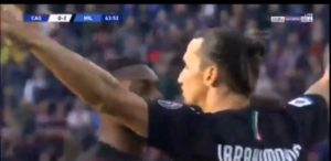 A Wonderful Start from Zlatan Ibrahimovic in Serie A 1