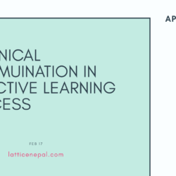Applications Of A Technical Communication In Effective Learning 40