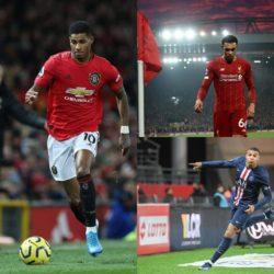 The spectacular youth footballers, 2020: Kylian Mbappe, Marcus Rashford, Trent Alexander Arnold 15