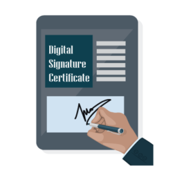 Explanation of digital signature