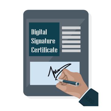 Explanation of digital signature
