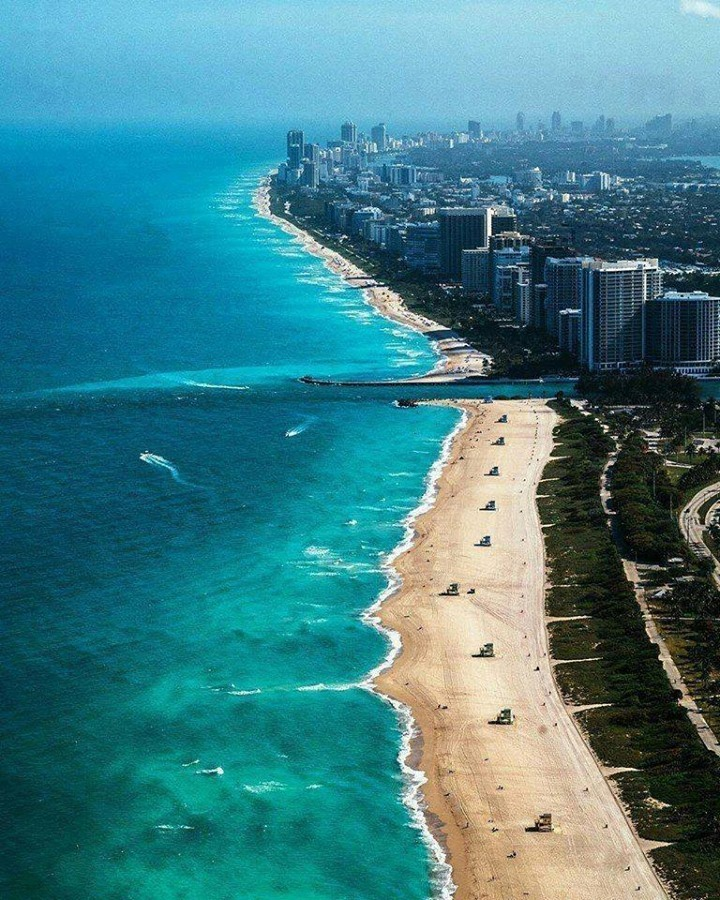 Miami- the most vulnerable coastal city