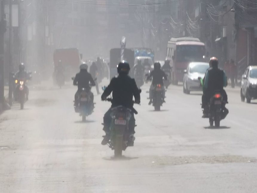 roads in kathmandu