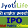 Jyoti Life Insurance Company Limited IPO Result Published!! 12/13/2077 5